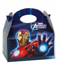 Boîte à cadeaux Avengers™ 16 x 10,5 x 16 cm