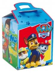 Boîte à cadeaux en carton Pat'Patrouille™ 9,5 x 9,5 x 11 cm