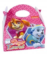 Boîte à cadeaux Stella et Everest Pat'Patrouille™ 16 x 10,5 x 16 cm