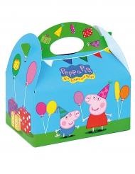 Boîte en carton Peppa Pig™ 16 x 10,5 x 16 cm