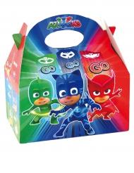 Boîte en carton Pyjamasques™ 16 x 10,5 x 16 cm