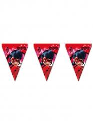 Guirlande fanions Ladybug Miraculous™ 3 m