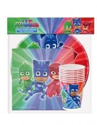 Pack vaisselle Pyjamasques™