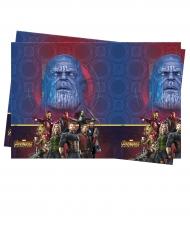 Nappe en plastique Avengers Infinity War™ 120 x 180 cm