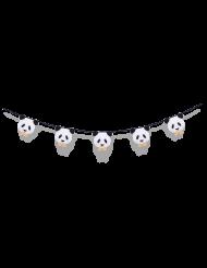 Guirlande en carton Panda trop mignon 2,10 m x 15 x 15 cm