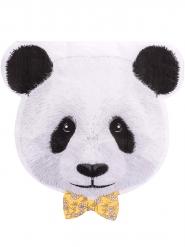 16 Serviettes en papier Panda 33 cm