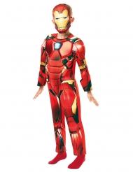 Déguisement deluxe Iron Man™ enfant
