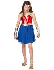 Déguisement Wonder Woman™ -  Justice League™ fille