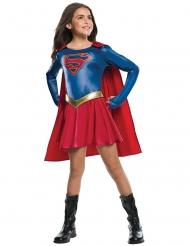 Déguisement Supergirl™  brillant fille