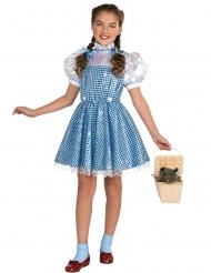 Déguisement Dorothy Le magicien d'Oz™ avec sequins fille