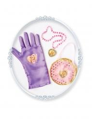 Kit accessoires princesse Raiponce™ fille