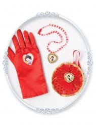 Kit accessoires princesse Blanche-Neige™ fille