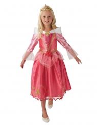 Déguisement princesse Aurore™ avec couronne fille