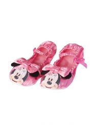 Chaussons ballet Minnie™ roses fille