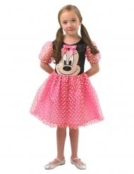 Déguisement princesse rose Minnie™ fille