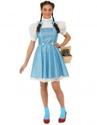Déguisement Dorothy Le magicien d'Oz™ femme