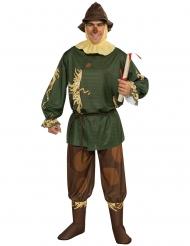 Déguisement épouvantail Le magicien d'Oz™ adulte