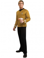 T-shirt deluxe Captain Kirk Star Trek™ homme