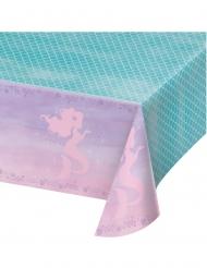 Nappe en plastique Sirène Iridescente 137 x 259 cm