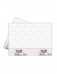Nappe en plastique premium Bambi™ 120 x 180 cm