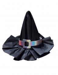 12 Serviettes en papier chapeau de Sorcière 33 cm