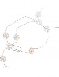 Guirlande lumineuse mini flocons de neiges 3 m