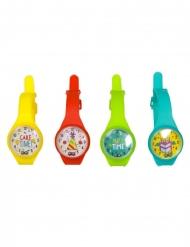 4 Accessoires piñata montres jouets
