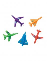 5 Accessoires piñata avions de chasse