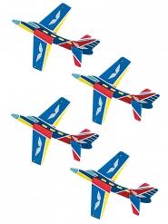 8 Accessoires piñata avions