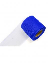 Rouleau de tulle uni bleu royal 8 cm x 20 m