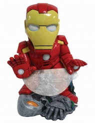 Mini pot à bonbons Iron man™ 38 cm