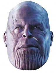 Masque en carton Thanos Avengers Infinity War™ adulte