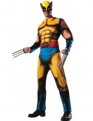 Déguisement muscle deluxe Wolverine X-Men™ adulte
