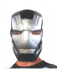 Masque 1/2 War Machine Captain America Civil War™ adulte
