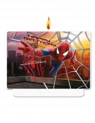 Bougie d'anniversaire The Amazing Spider-man™