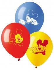10 Ballons en latex Mickey™ 28 cm