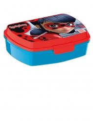 Boîte à gouter en plastique Ladybug™  16,5 X 13 cm