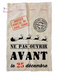 Sac service postal du Pôle Nord 60 x 90 cm