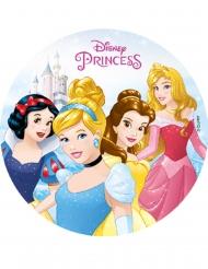 Disque en amidon Disney Princesses™ 18,5 cm