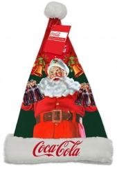 Bonnet lumineux géant Coca-Cola™