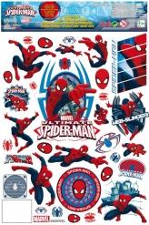 Décorations pour fenêtres Spiderman™ 30 x 20 cm