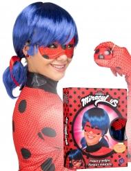 Coffret perruque et masque Ladybug™ adulte
