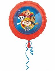 Ballon aluminium Pat' Patrouille™ 45 cm