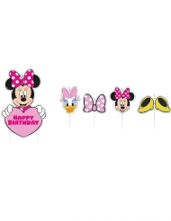 17 Bougies anniversaire Minnie Mouse™
