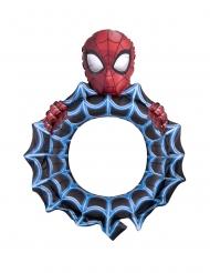 Ballon aluminium cadre Spiderman™ 68 x 81 cm