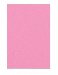 Nappe en papier rose pâle 137 x 274 cm