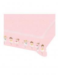 Nappe en papier Petite Ballerine 115 x 175 cm