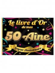 Livre d'or anniversaire 50 ans