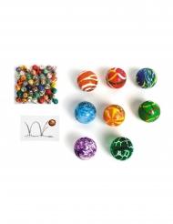 Accessoire pinata balle super rebond 3 cm