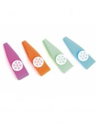 1 Jouet kazoo 7,3 cm